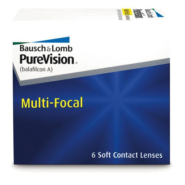 PureVision Multifocal 6 szt.