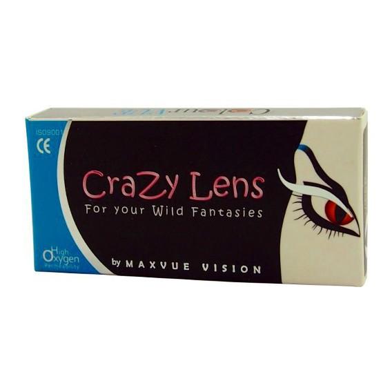 Crazy Lens RX - z mocami 2 szt.