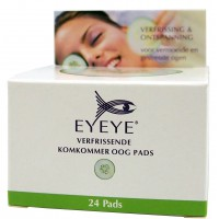 Eyeye płatki ogórkowe na oczy 24 szt