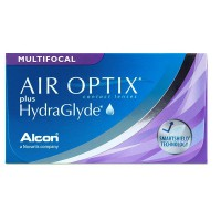 Air Optix Aqua Hydraglyde Multifocal 6 szt