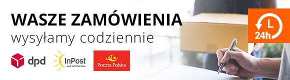 Wysyłka w Soczewy.pl